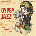 copertina del cd gypsy jazz