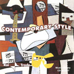 copertina cd contemporary style